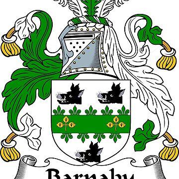 Barnaby by HaroldHeraldry