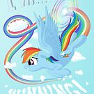 I'm... Rainbow Dash by Stinkehund