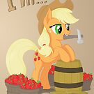 I'm... Applejack by Stinkehund