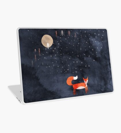 Fox Dream Laptop Skin