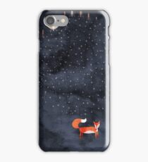 Fox Dream iPhone Case/Skin