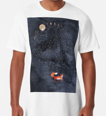Fox Dream Long T-Shirt
