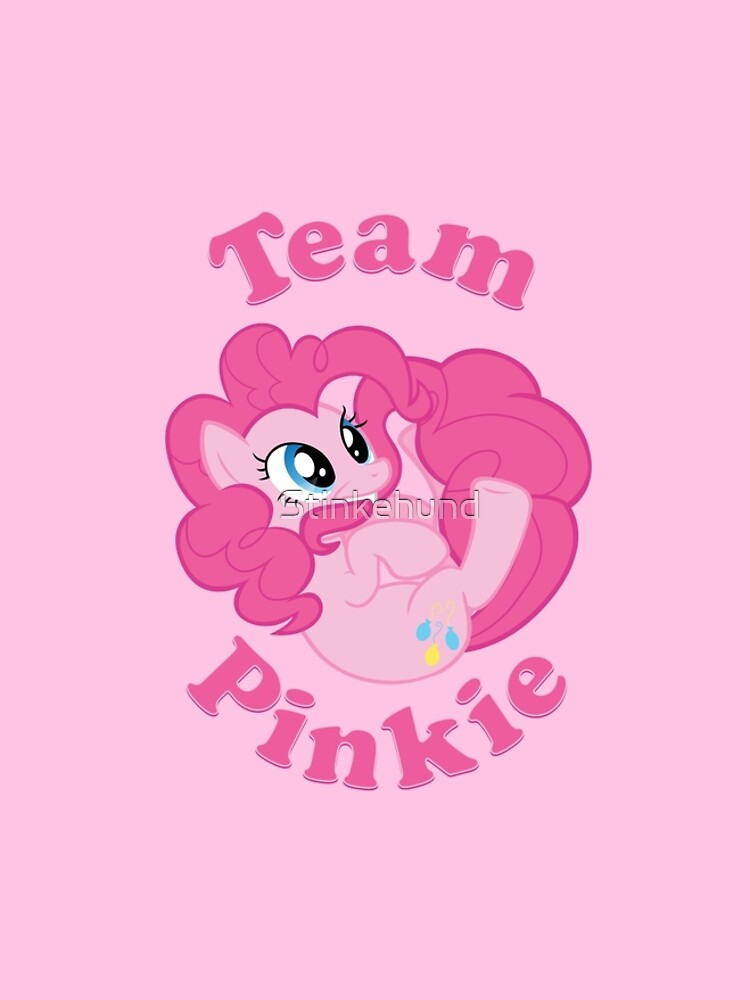 Team Pinkie by Stinkehund