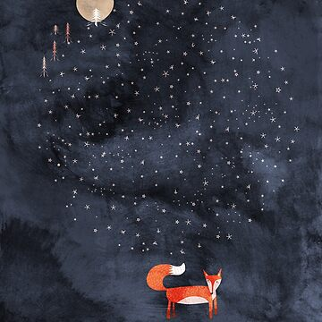 Fox Dream by elenor27