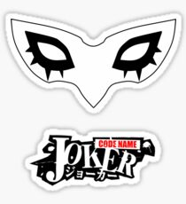 Joker Persona 5 Sticker