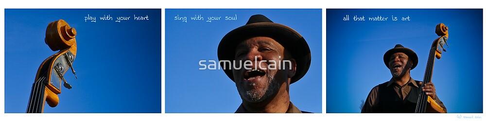 Jazz Triptic by samuelcain