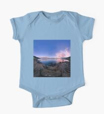Dusk Shoreline near Moville, Donegal (Rectangular) Kids Clothes