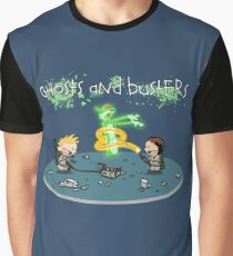 Ghosts and Busters Graphic T-Shirt