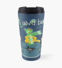 Ghosts and Busters Travel Mug