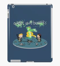 Ghosts and Busters iPad Case/Skin
