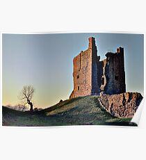 Brough Castle Poster