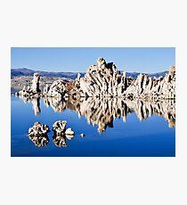 Mono Lake Tufas Photographic Print