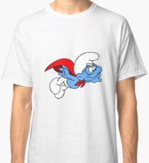 Superman Smurf Classic T-Shirt