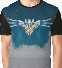 Milano Ship Graphic T-Shirt
