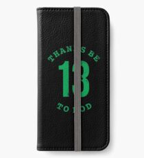 BOD iPhone Wallet/Case/Skin