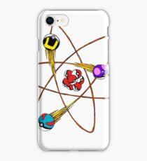 pokemon atom  iPhone Case/Skin