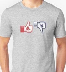 red is better than bleu Unisex T-Shirt