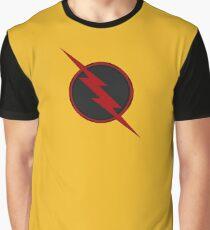 Yellow Zoom Graphic T-Shirt