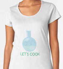 Let's Cook Women's Premium T-Shirt