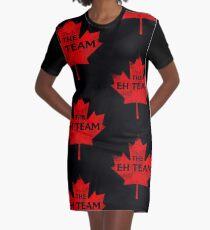 The EH Team Canada T Shirt Graphic T-Shirt Dress
