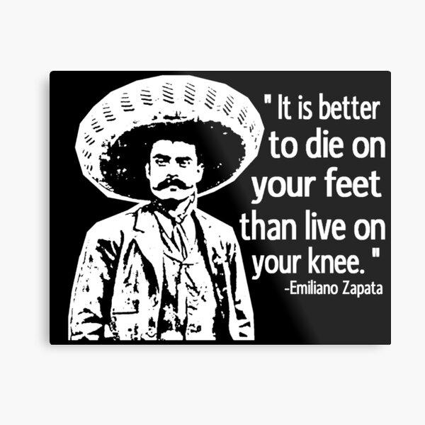 Men/'s Zapata Revolution Black T Shirt Viva Mexico Mexican Pride Protest Tee