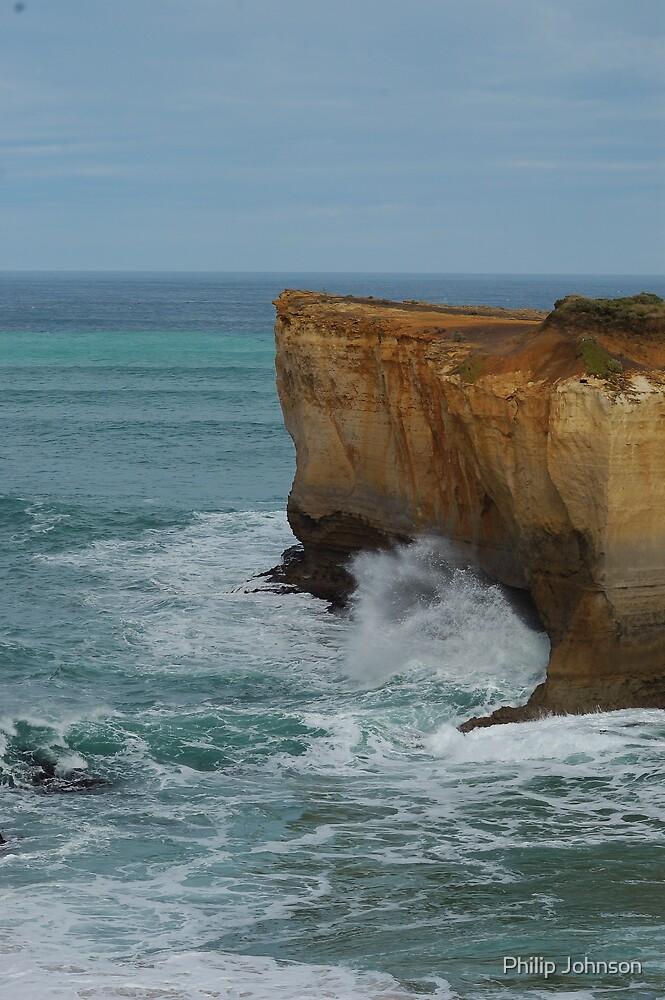 Steadfast - Great Ocean Road, Victoria, Australia by Philip Johnson