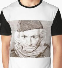 William Hartnell Graphic T-Shirt