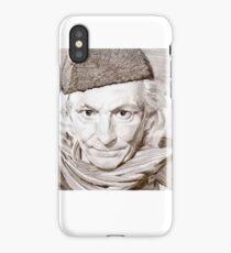William Hartnell iPhone Case/Skin