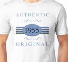1955 Authentic Original Unisex T-Shirt