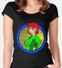 GEEK Women's Fitted Scoop T-Shirt
