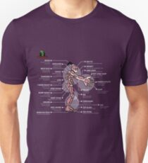 Oddworld - Mudokon Meat Preparation Instructions Unisex T-Shirt