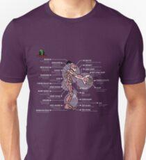 Oddworld - Mudokon Meat Preparation Instructions T-Shirt