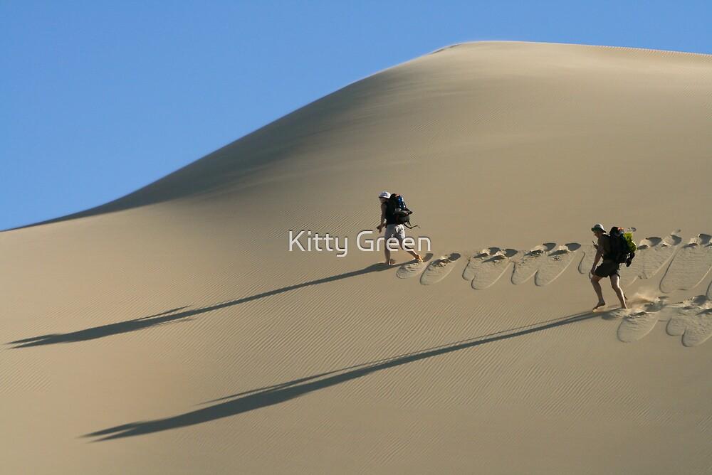 Dune Shadows by JustineEB