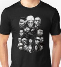 Grime legends Unisex T-Shirt