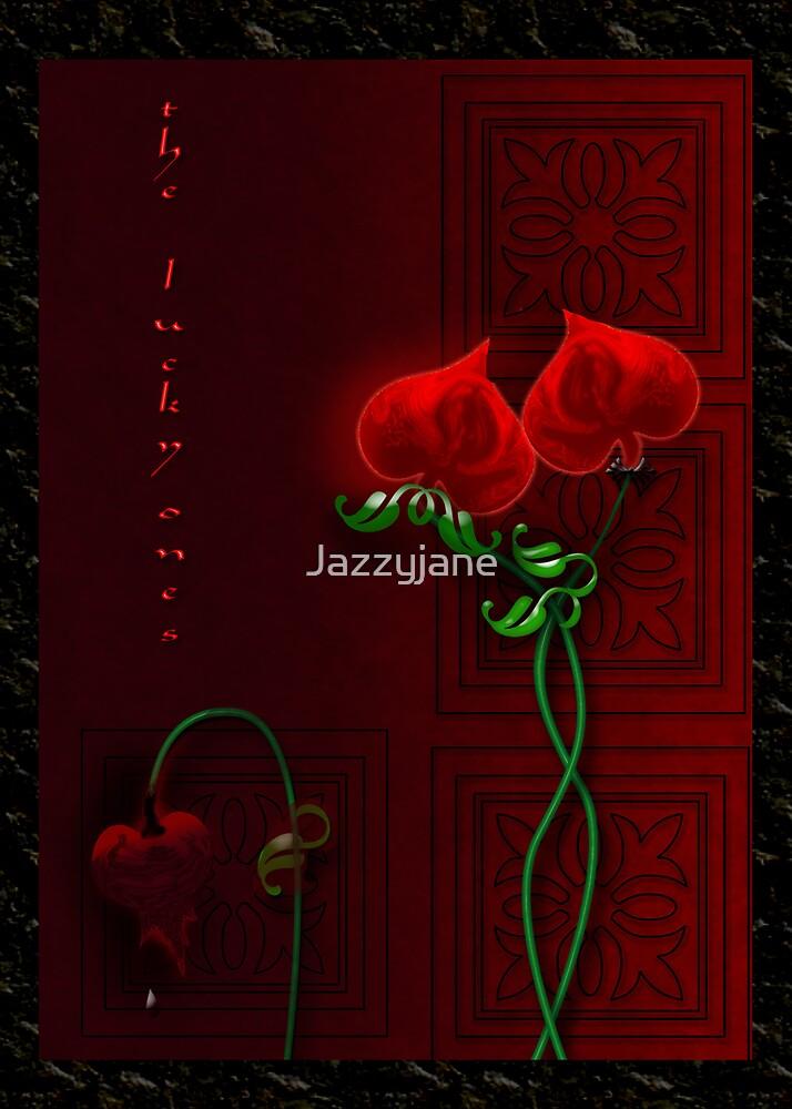 The lucky ones by Jazzyjane
