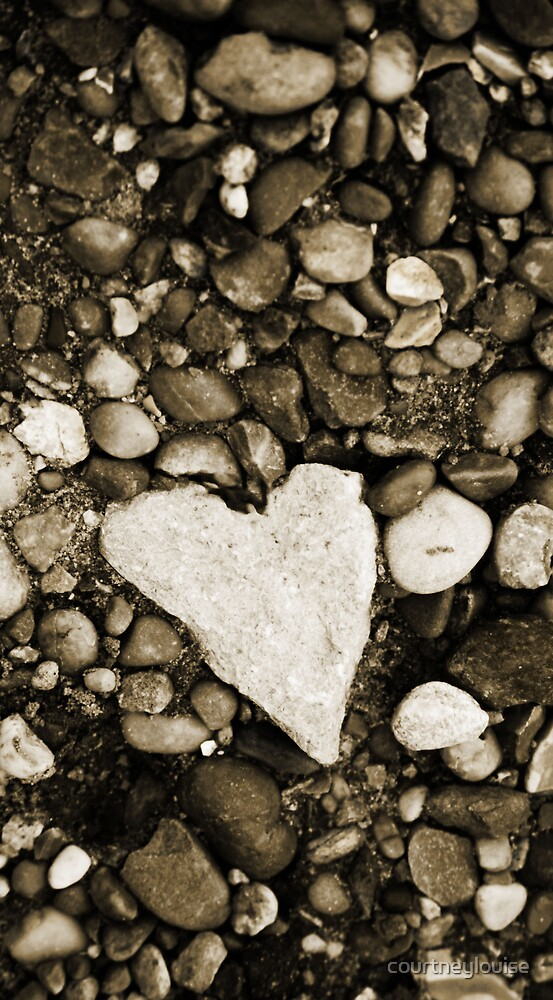 Valentine Stone by courtneylouise