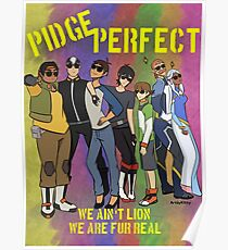 Pidge Perfect Poster