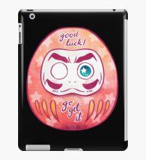 Daruma! iPad Case/Skin