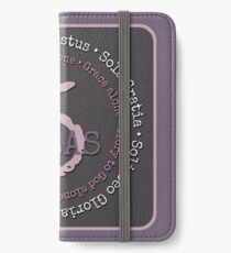 5 Solas of the Reformation iPhone Wallet/Case/Skin