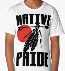 NATIVE PRIDE Long T-Shirt