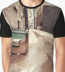 Winnipeg Back Alley #1 Graphic T-Shirt