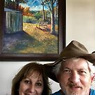 Recently Sold To Art Collector Diana Griffin by Randy Burns