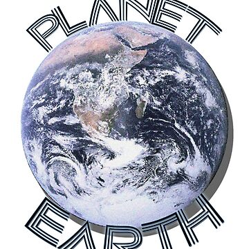 Planet Earth  by Housemars