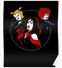 Hex Girls Poster