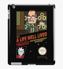 Roy the videogame iPad Case/Skin