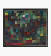 Paul Klee May Picture Detail Photographic Print