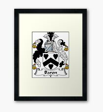 Baron  Framed Print