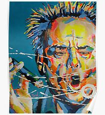 Jack Nicholson Artpainting Poster