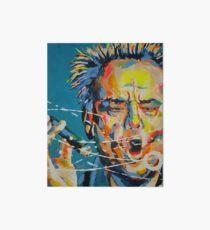 Jack Nicholson Artpainting Art Board
