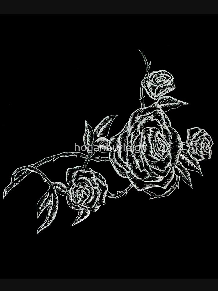 Inked Roses - Invertido de hoganburleigh